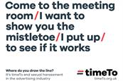 TimeTo campaign urges adland to draw a line at office Christmas parties