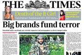 Brands accused of funding terror groups through online ads
