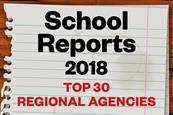 School Reports 2018 Extended Edition: Top 30 regional agencies