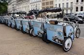 Vita Coco plans week of surprises for London commuters