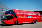 With Boris repeating the £350m claim, should the ASA regulate political advertising?