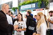 WWF puts 'plant-friendly twist' on student meals