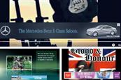 Mercedes-Benz, Argos and Sandals ads: appeared on extremist content