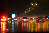 Stay safe, stay back, warns Highways England
