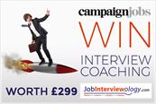 Win a career coaching package worth £299 to help you ace your job interview