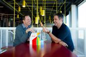 The conversation: Just Eat's Dawe and Karmarama's Wilkins talk robots and magical advertising