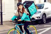 Deliveroo launches first TV ad after appointing Fallon