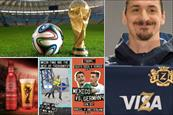 How brands are hoping to score for this year's World Cup