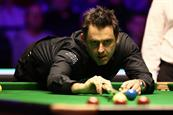 Be like Ronnie O'Sullivan... go with the flow