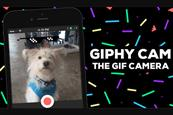 Brands, don't freak out about Giphy's prototype GIF camera