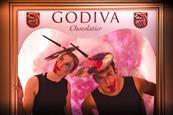 Godiva creates sensory chocolate banquet