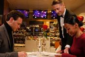 Greggs' Valentine's Day event turns shops into romantic restaurants