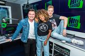Hits Radio relaunches breakfast show with Fleur East