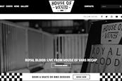 House of Vans launches first UK festival experience at Bestival
