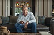 Amazon: Jeremy Clarkson in the brand's Fire TV stick spot
