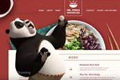 Kung Fu Panda fronts UK launch of global Wix.com campaign