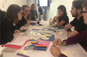 All working in intimate groups, the workshop is designed to allow business leaders to tackle topics head on, openly and creatively.