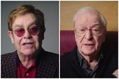 NHS enlists Elton John and Michael Caine to promote Covid vaccines