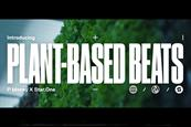 Subway works with vegan grime artists to make music from the vibrations of plants