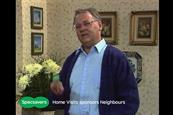 Specsavers mocks up vintage Ramsay Street eye test visits for Neighbours sponsorship