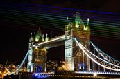 AMV BBDO joins Samsung's roster and creates London laser show to promote Galaxy S9