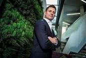 Simon Martin: the founder and global chief executive of Oliver Group