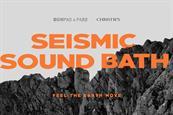Christie's enlists Bompas & Parr to create 'sound bath' experience