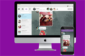 Now brands can manage social experiences on messenger app Viber
