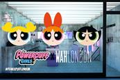 Cartoon Network partners with nail salon for Powerpuff Girls activation