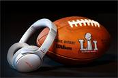 Bose's Super Bowl social campaign will place fans on the Jumbotron