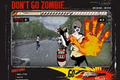 Virgin Trains 'don't go zombie' by Elvis Communications