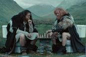 "Aldi ""Game on Thrones"" by McCann UK"