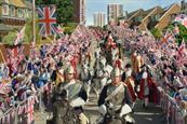 "Argos ""Royal visit"" by The & Partnership London"