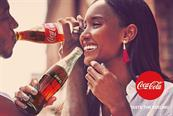 Coca-Cola takes its new global slogan for a spin