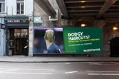 """Paddy Power """"All is forgiven"""" by Octagon"""