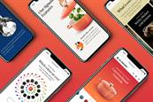 """Le Creuset """"Direct to consumer vision"""" by R/GA London"""