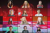 """Virgin Media """"Stay singing, stay dancing, stay connected"""" by Adam & Eve/DDB"""