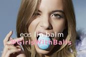 "Eos Lip Balm ""Girls with balls"" by TBWA\London"
