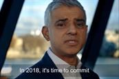 "Mayor of London ""#BehindEveryGreatCity"" by Freuds and Cavalier"