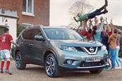 "Nissan ""Sky Sports idents"" by TBWA\London"