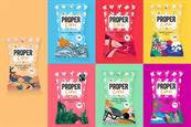 Propercorn brand redesign by Propercorn