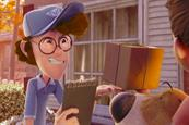 "Renault ""The postman"" by Publicis Conseil"