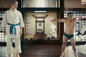 "Tena Men ""Active Fit Pants launch"" by AMV BBDO"