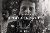 """United Nations """"#NotATarget"""" by VML New York"""