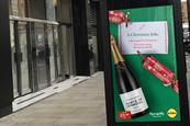 "Lidl ""Christmas cracker"" by Karmarama"