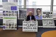 Blog: Thoughts turn to air quality as Brussels locks down again, MEP campaign takes an unprecedented turn