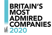 Britain's Most Admired Companies 2020: The full list