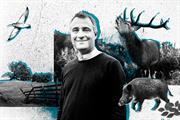 Interview: Ben Goldsmith on rewilding, wild swimming and 'hustling on behalf of nature'