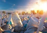 Can plastics that degrade in nature solve a global crisis?