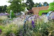 Spaces available for RHS show gardens at Hampton Court and Tatton Park 2021